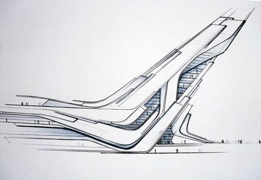 如何提升建筑手绘的能力,多看这些喽